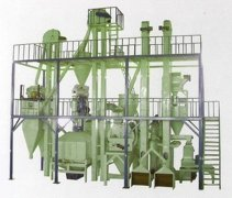 feed mill industry